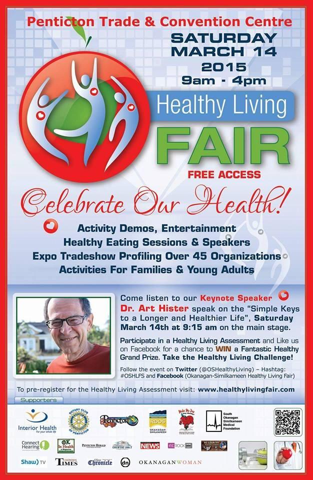 health fair march