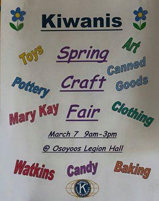odn craft fair event