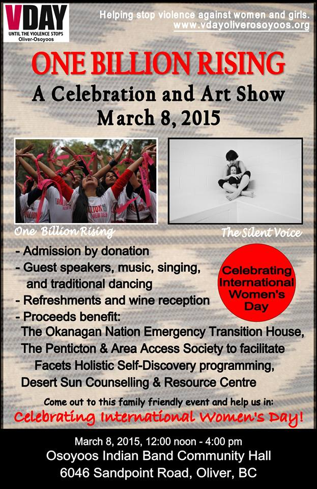 ODN march 8 Art Event