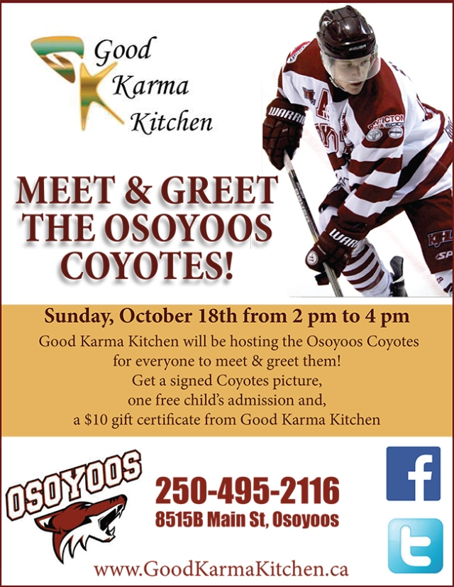 Good Karma Coyotes